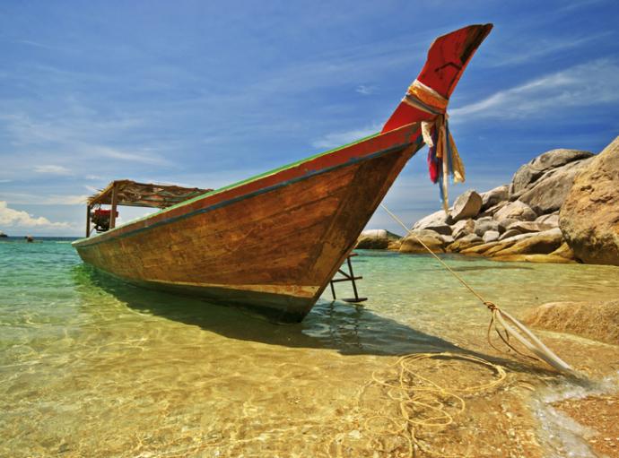 Stage Aquaphobie vaincre sa peur de l'eau Thailande